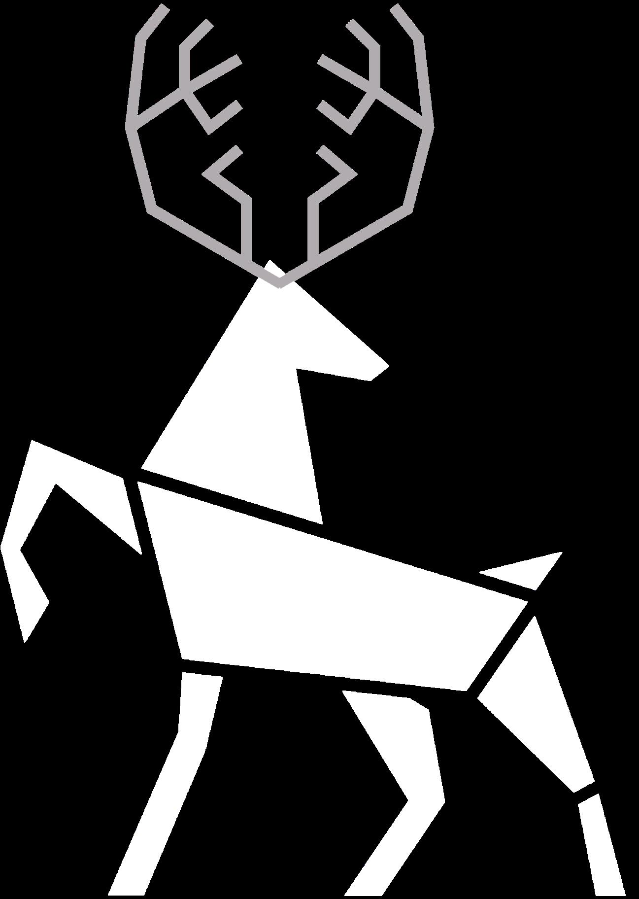 الغزال الأبيض
