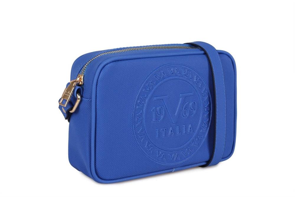 حقيبة كروس بودي أزرق فاتح نسائية