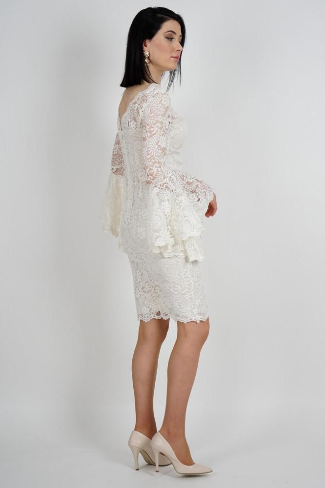 فستان سهرة قصير اكرو جوبير نسائي