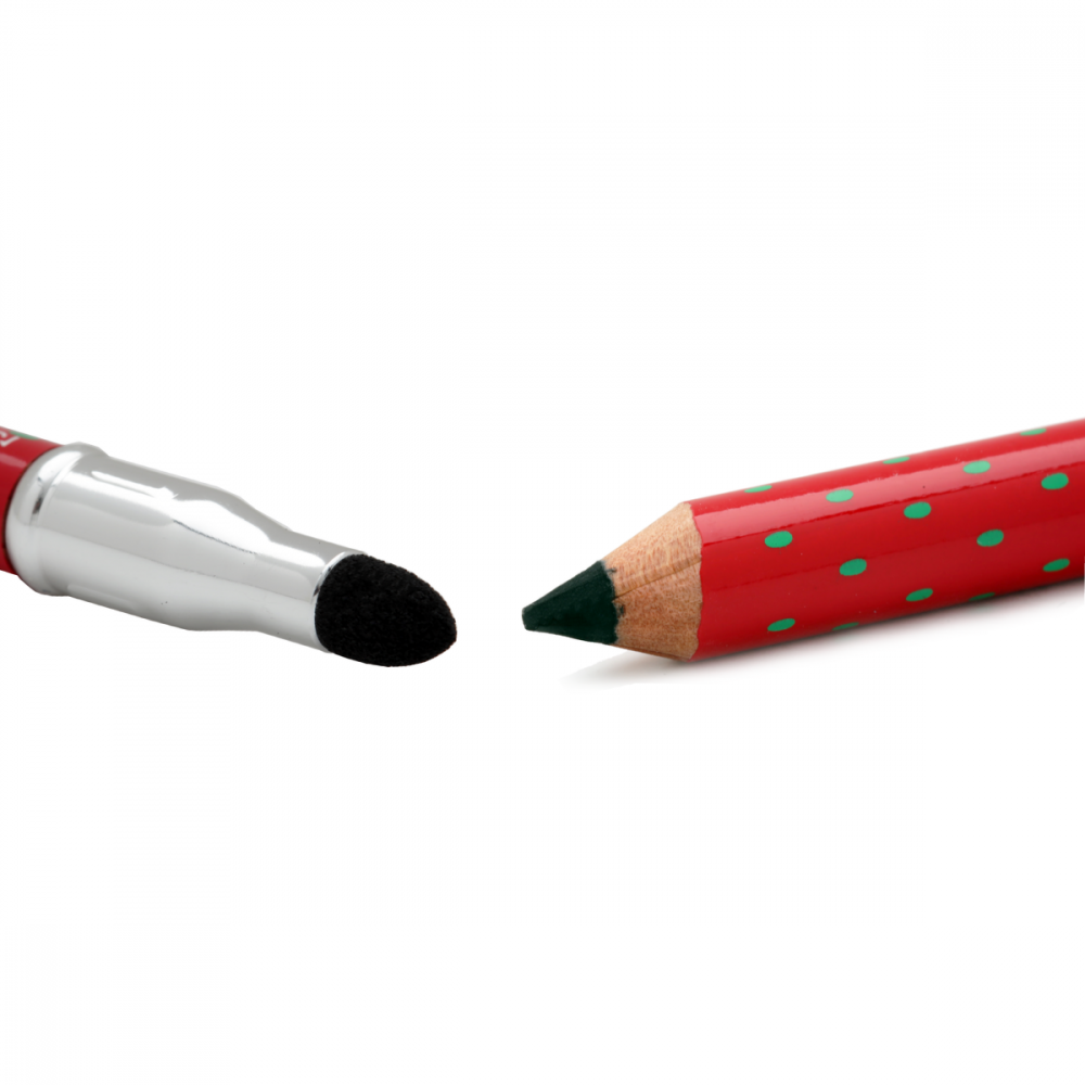 Strawberry Eye Liner Pencil whit sponge No50
