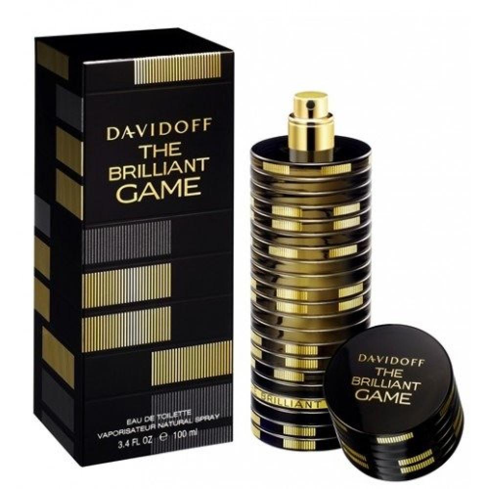 Davidoff The Brilliant Game Eau de Toilette 100ml خبير العطور