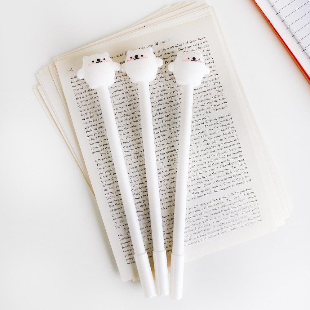 قلم متعدد ألوان الحبر أقلام أدوات مدرسية أدوات مكتبية قلم جاف دبدوب
