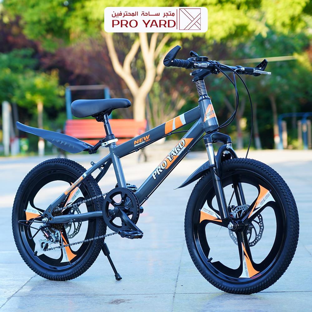 دراجة دوج المقاس 18 لون رمادي