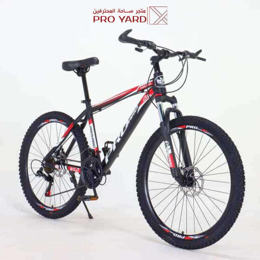 دراجة هوائية المونيوم هجين - سياكل رياضية بأفضل الخامات