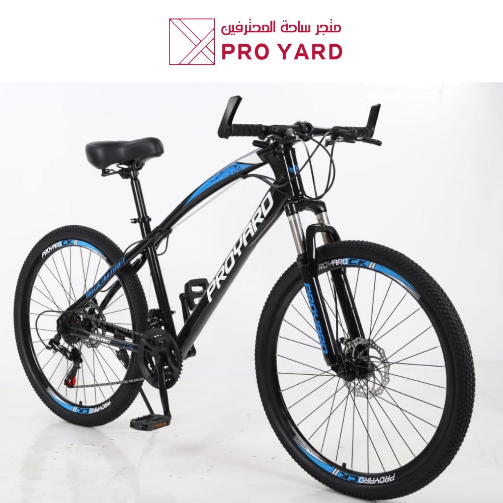 دراجة هوائية بايثون سبورت 26 بوصة هجين بأفضل الخامات