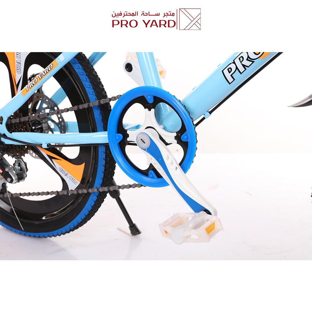 دراجة دوج المقاس 18 لون أزرق