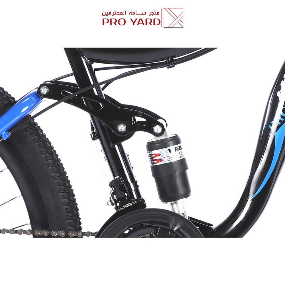 دراجات هوائيه هجين  24 سرعه - شيمانو اصلي - 13 هدية