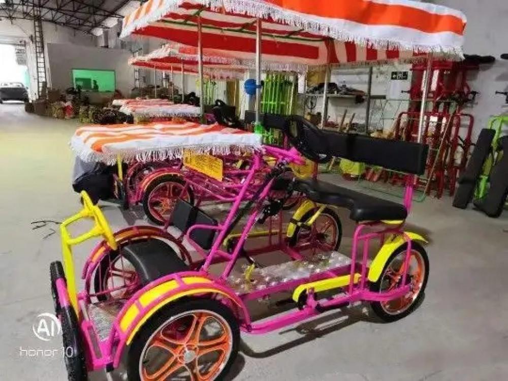 دراجة عائلية 4 راكب