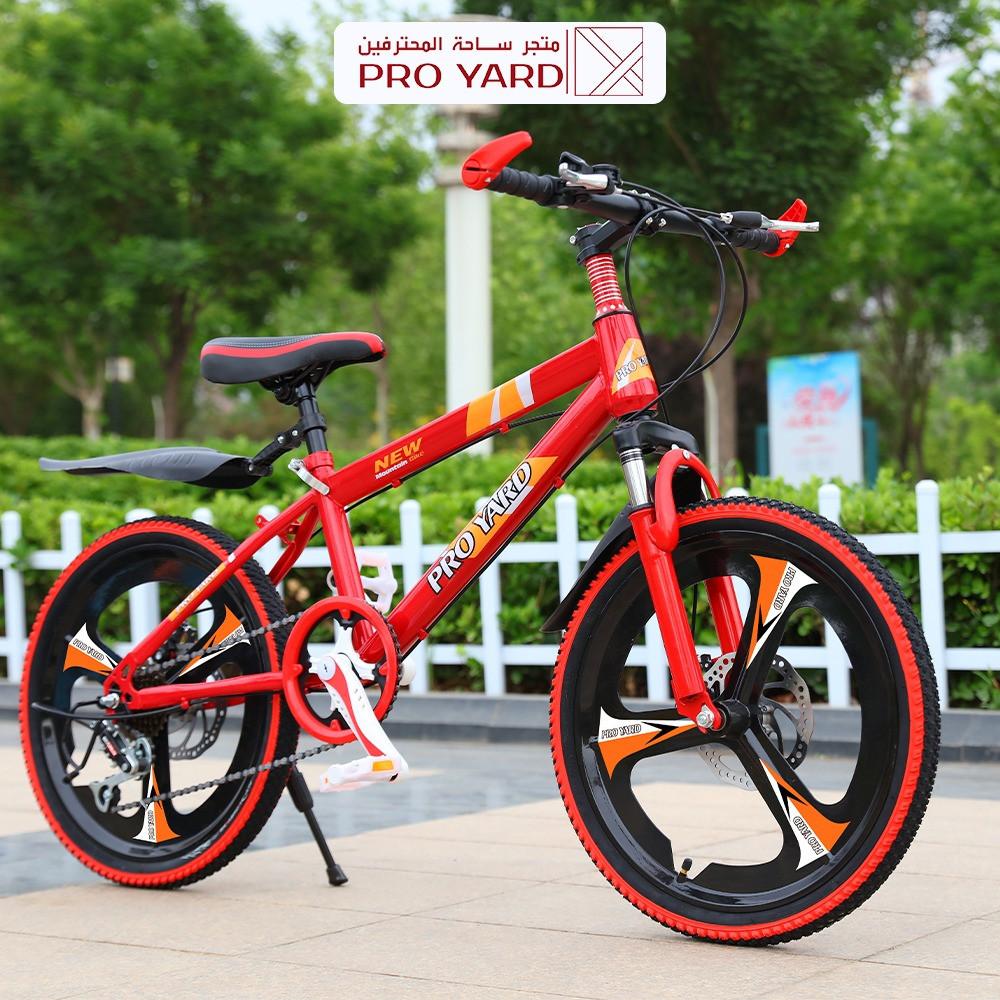 دراجة دوج المقاس 18 لون احمر