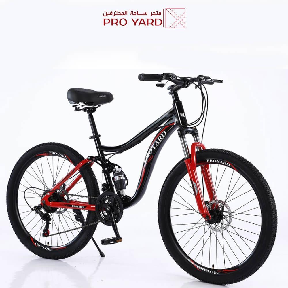 دراجات هوائية رياضية 24 سرعة Lion دراجة هجين