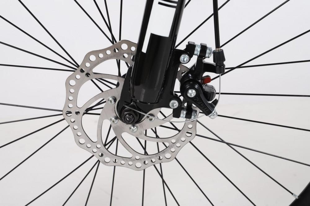 بسكليتات هجين  رياضيه - 21 سرعة - قير شيمانو اصلي - دراجة لون أزرق