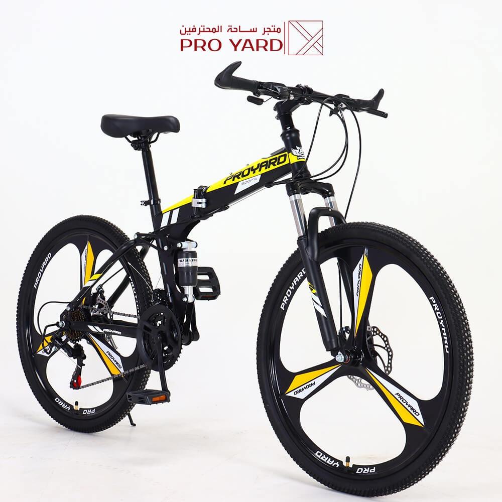 دراجات هوائية قابلة للطي تعشيق شيمانو اصلي رياضية هجين - 14 هدية