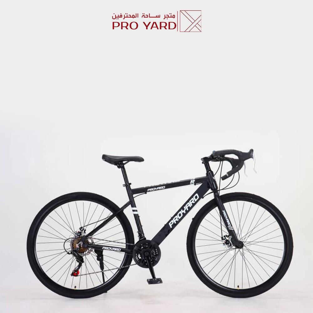 دراجه رود المونيوم رياضية - شيمانو اصلي - 14 هدية مجانية - 21 سرعة