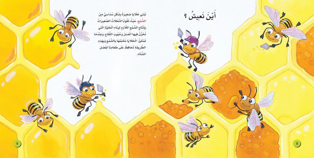 اكتشف عالم النحل