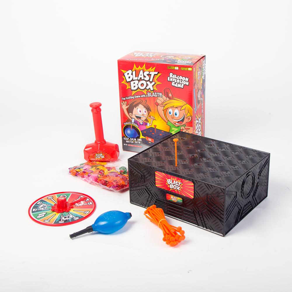 لعبة البالون-بلاست بوكس