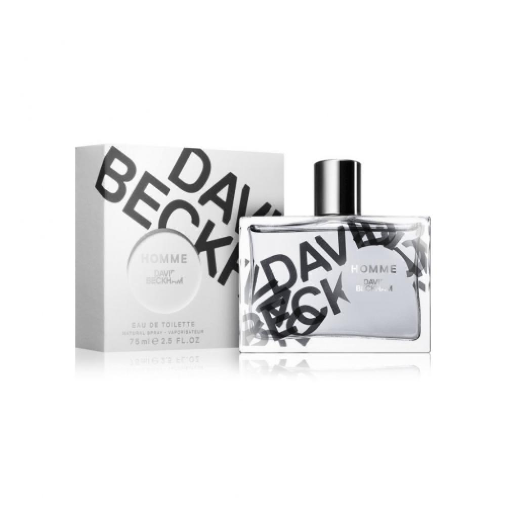 David Beckham Homme Eau de Toilette 75ml متجر خبير العطور