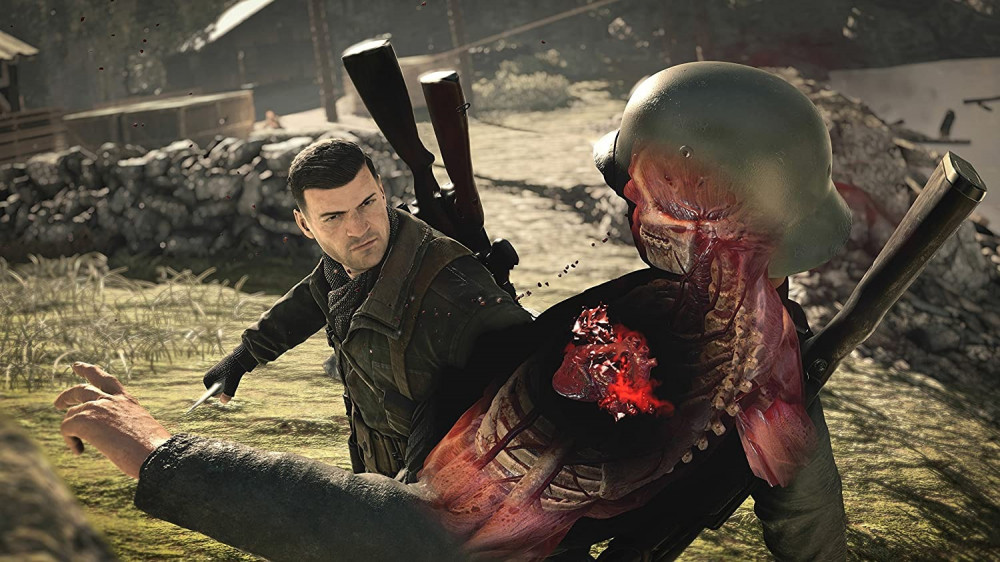 Sniper Elite 4 - PlayStation 4