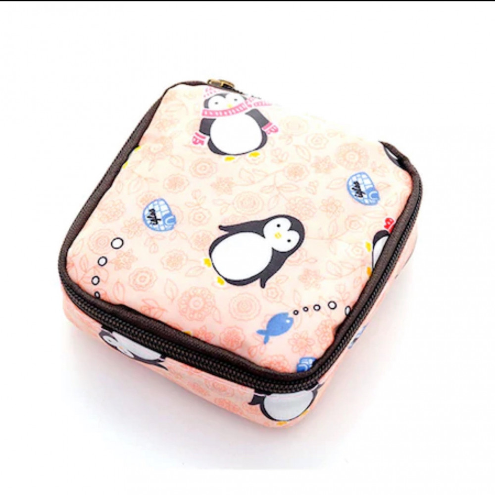 حقيبة الفوط الصحية