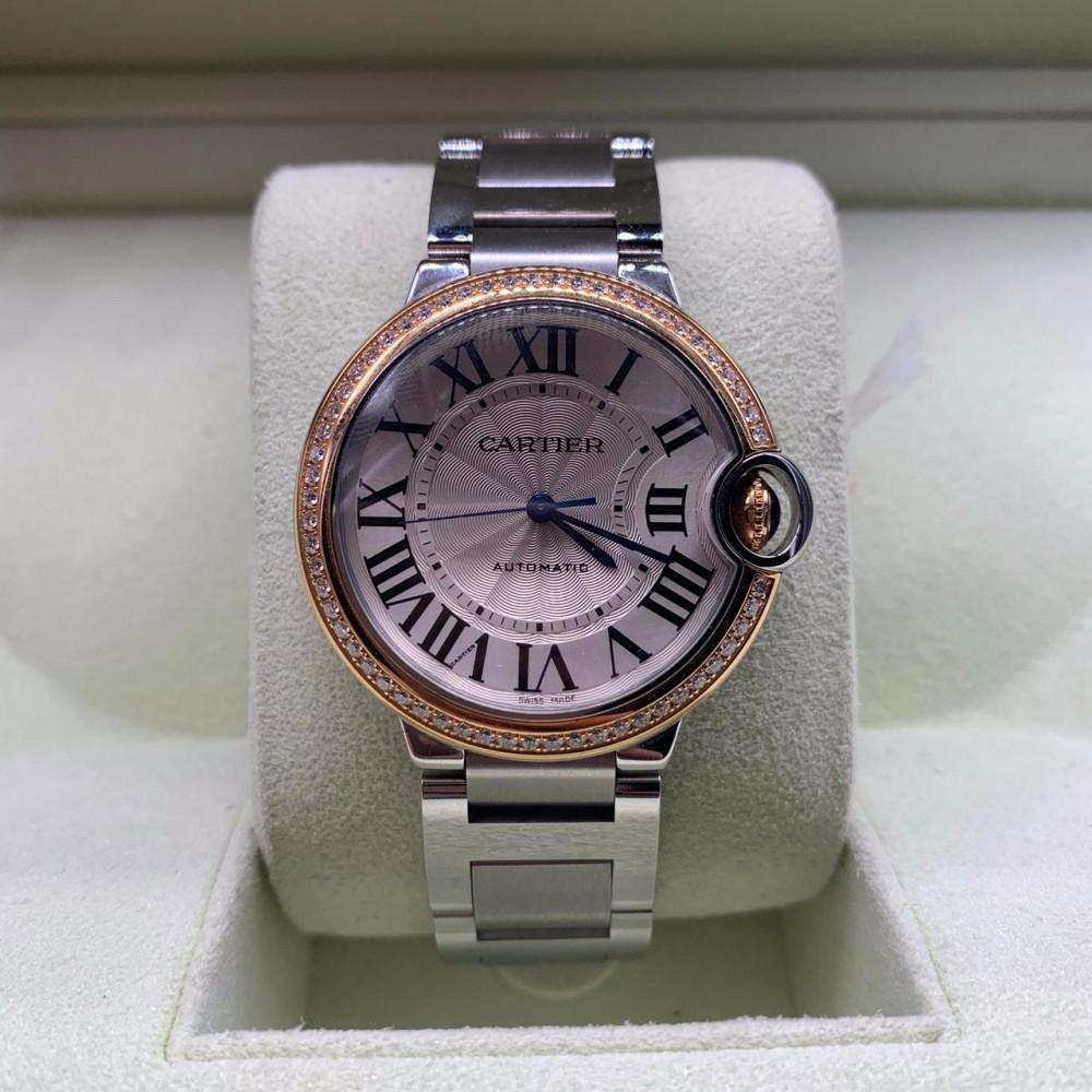 ساعة كارتير بالون بلو اصلية مستخدمة