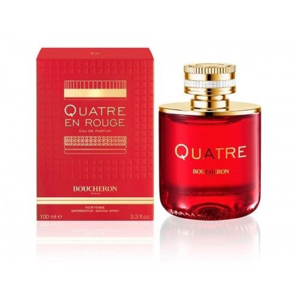 Boucheron Quatre En Rouge Eau de Parfum 100ml متجر خبير العطور