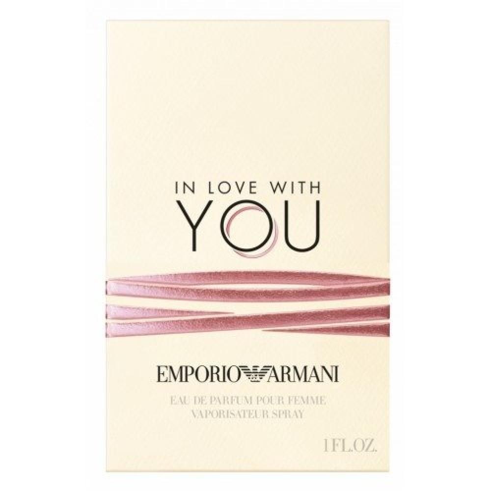 Emporio Armani In Love With You for Women Eau de Parfum Sample 1-2ml