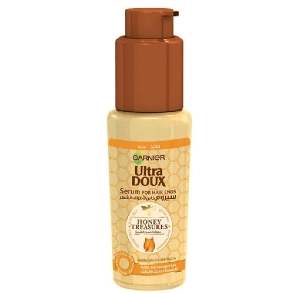 سيروم الشعر الترا دوكس بفوائد العسل القيمة من قارنييه - 50 مل