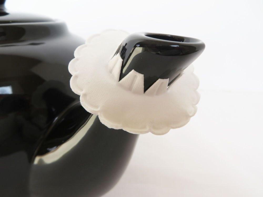 aper Teapot Drip Catcher Set 15