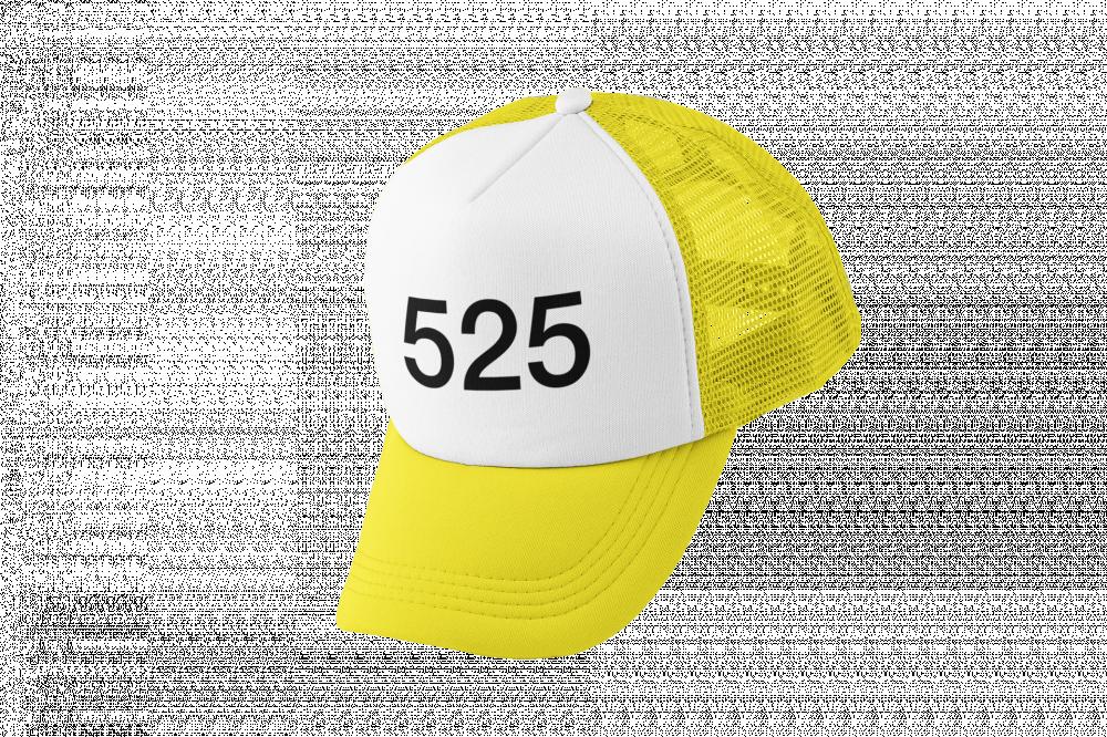 كاب طباعة برمز 525