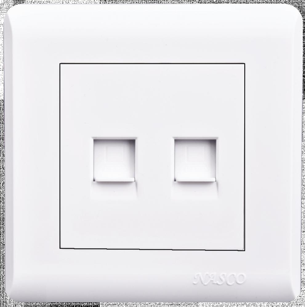 فيش كمبيوتر - شبكات - منفذين - ناسكو - Network Socket - RJ45