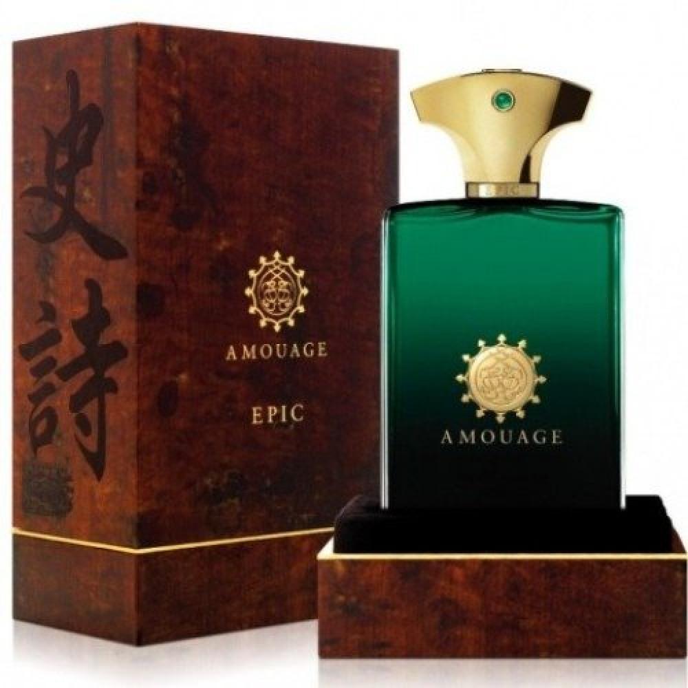 Amouage Epic for Men Eau de Parfum 100ml خبير العطور