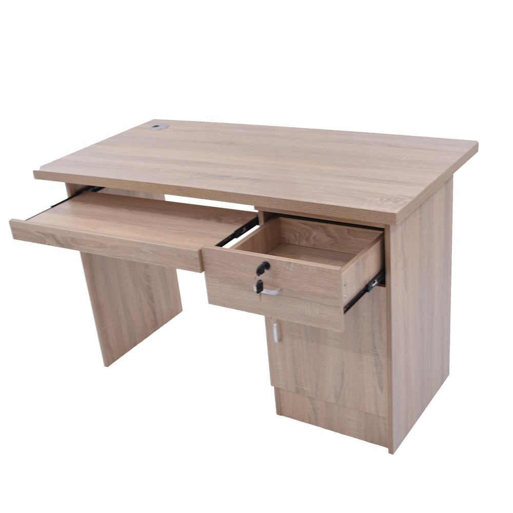 مكتب خشبي 120cm