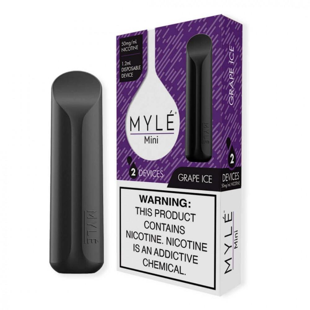 مايلي ميني بنكهة عنب آيس - MYLE Mini Grape ICE