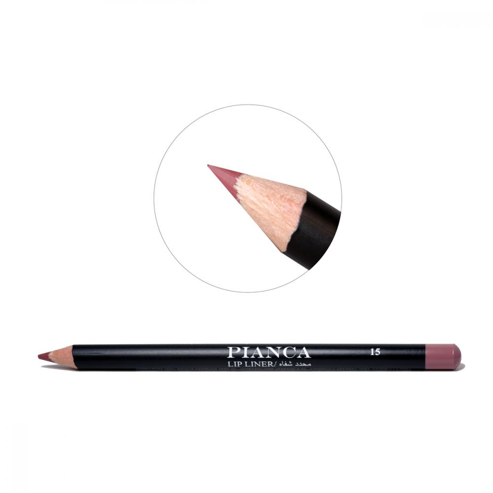 PIANCA Lip liner Pencil No-15