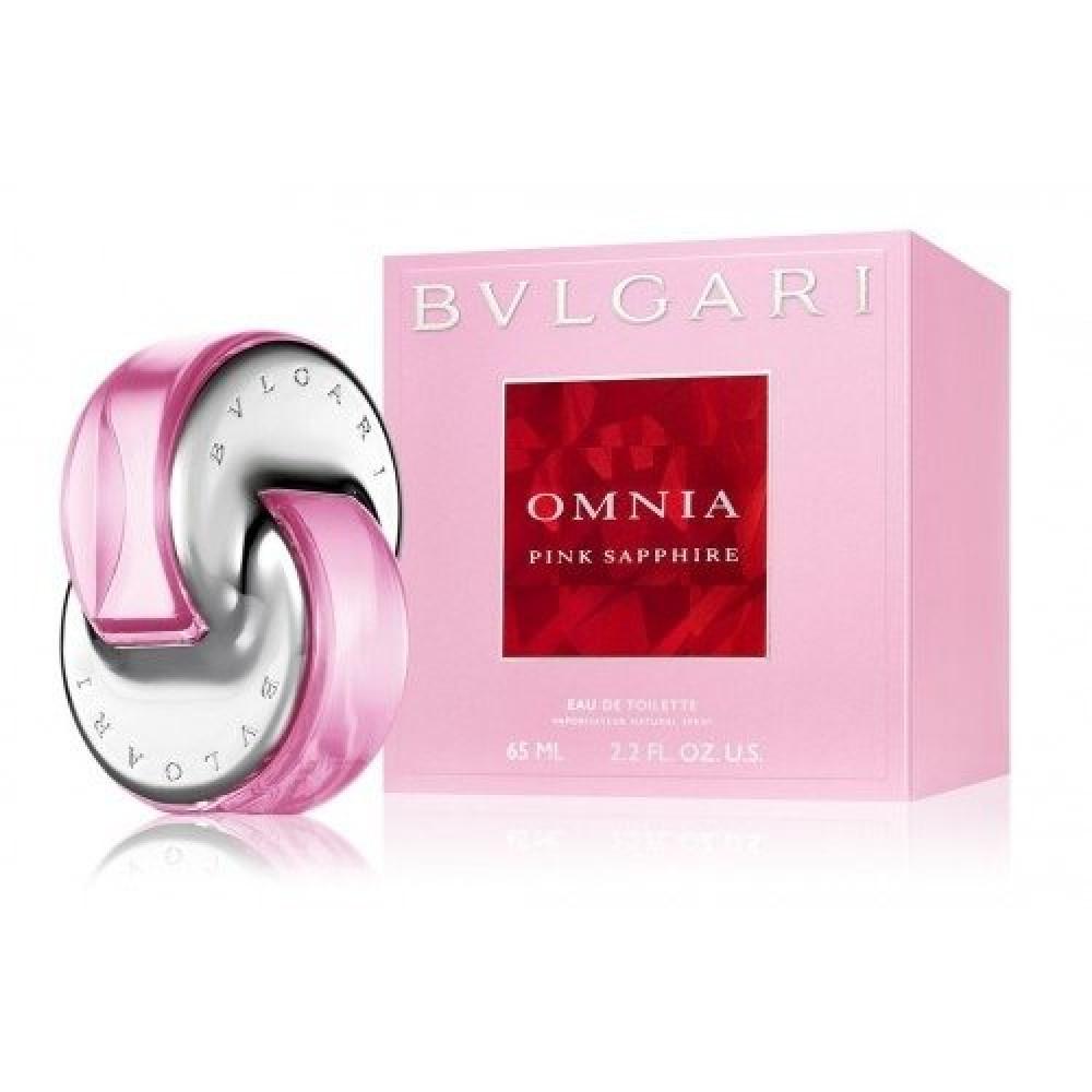 Bvlgari Omnia Pink Sapphire Eau de Toilette 65ml متجر خبير العطور