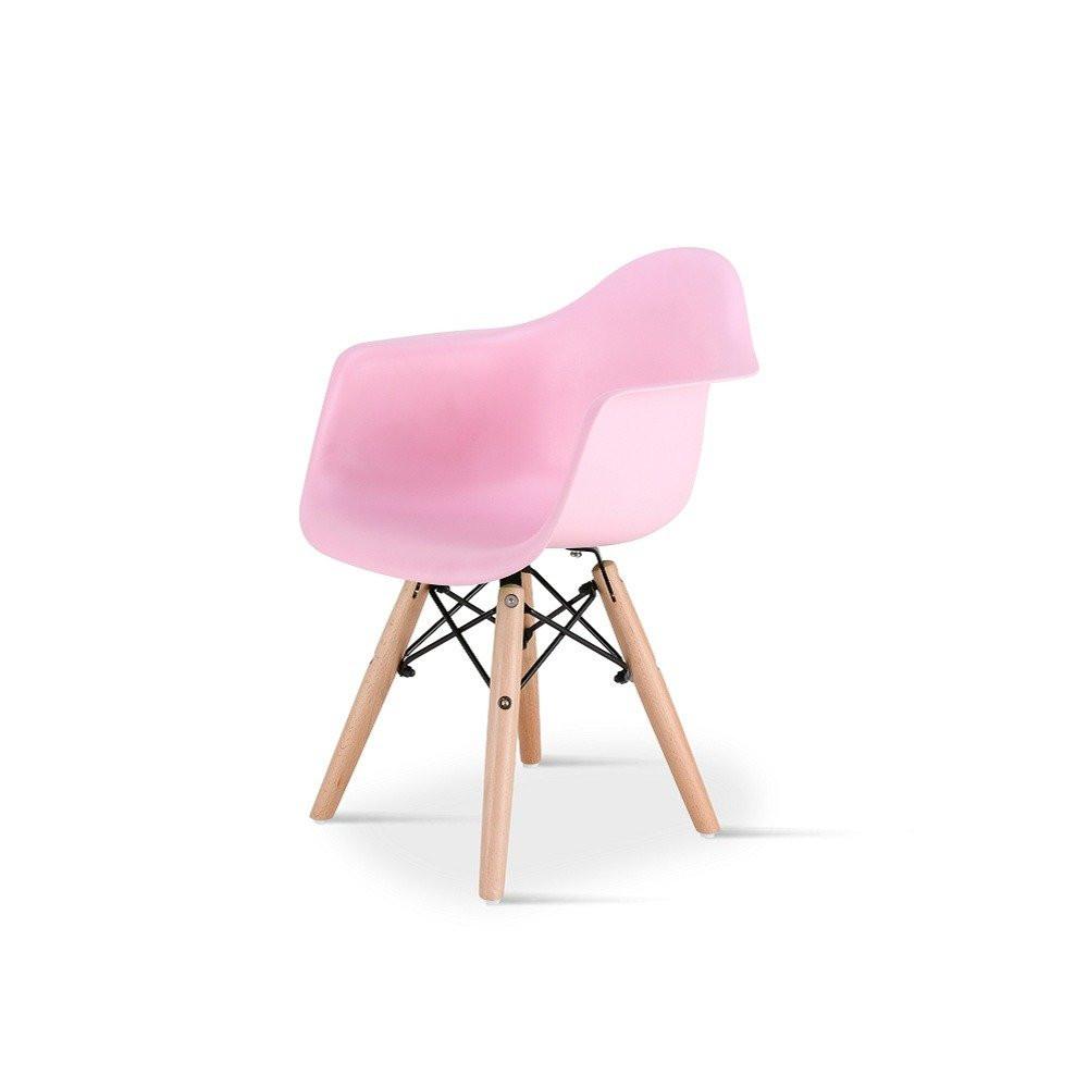 أفضل الكراسي للأطفال في متجر مواسم طقم كراسي أطفال وردي نيت هوم