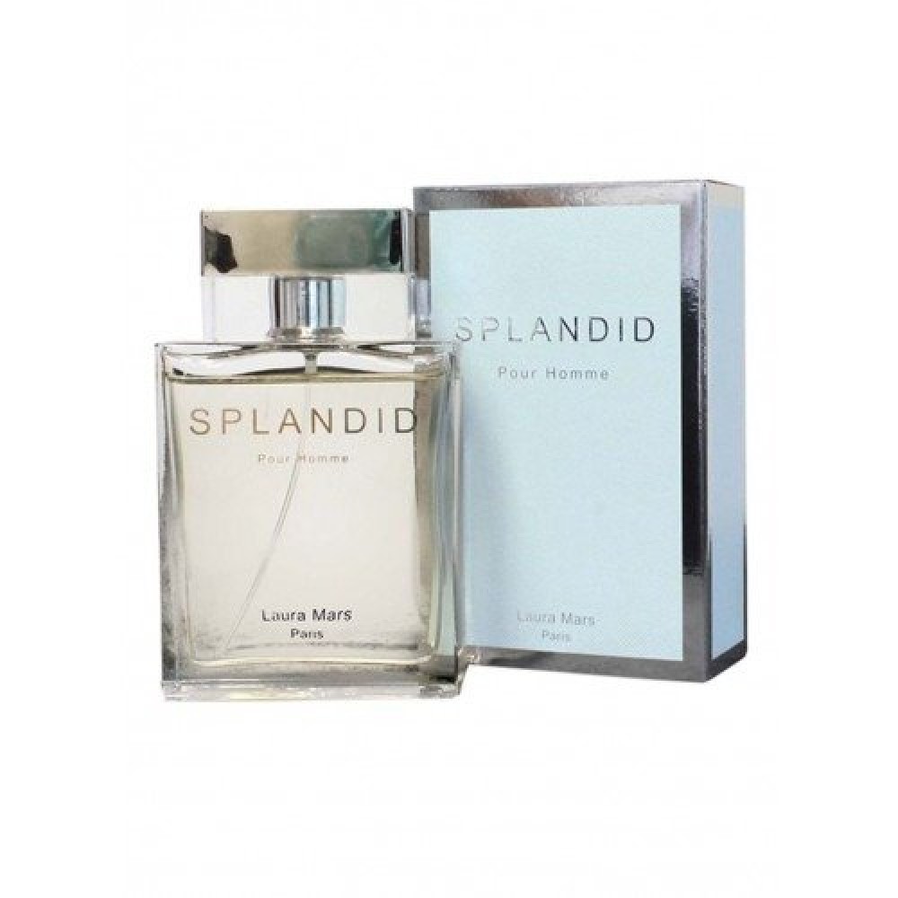 Laura Mars Splandid Pour Homme Eau de Parfum 100ml متجر خبير العطور