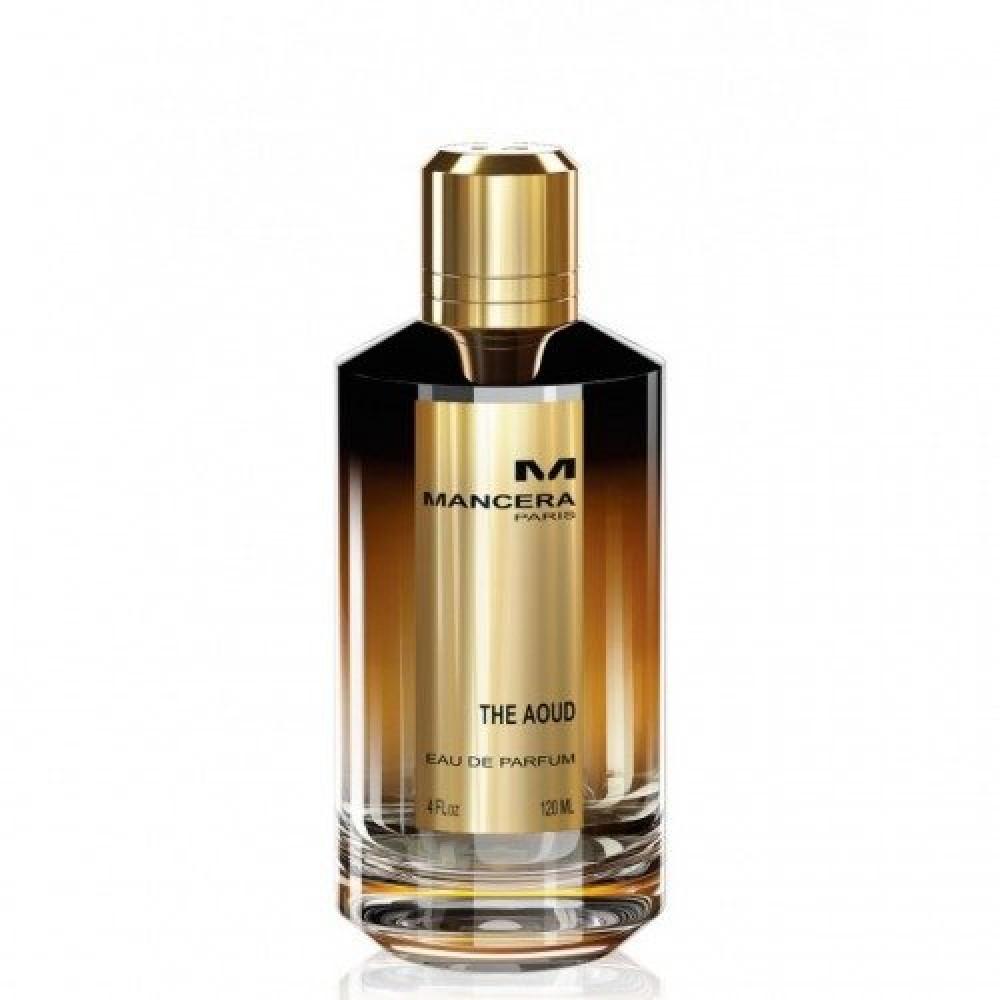 Mancera The Aoud Eau de Parfum 120ml خبير العطور
