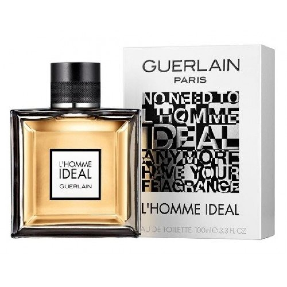 Guerlain LHomme Ideal Eau de Toilette 50ml خبير العطور