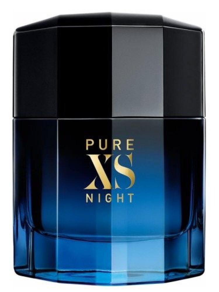Pure XS Night By Paco Rabanne for men Eau de Parfum 100 ml