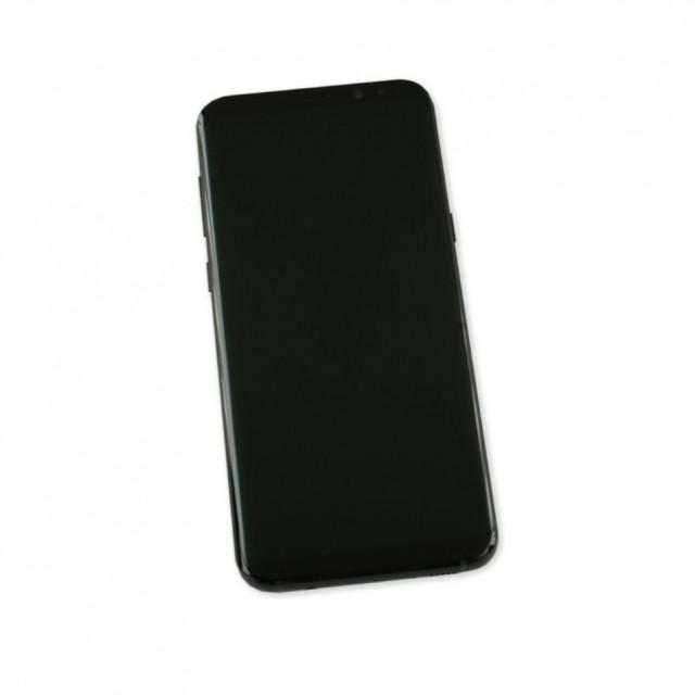 قطعة غيار شاشة سامسونج اس 8 بلس