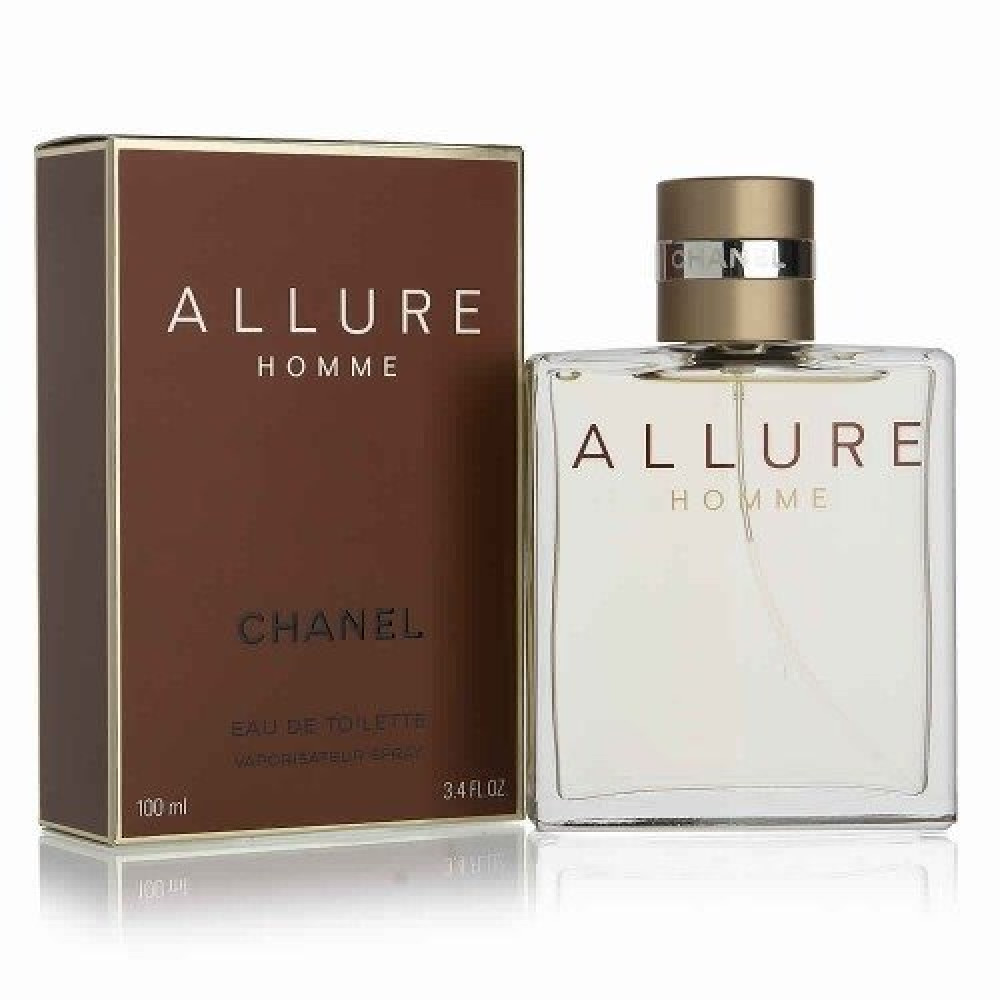Chanel Allure Homme Eau de Toilette 100ml متجر خبير العطور