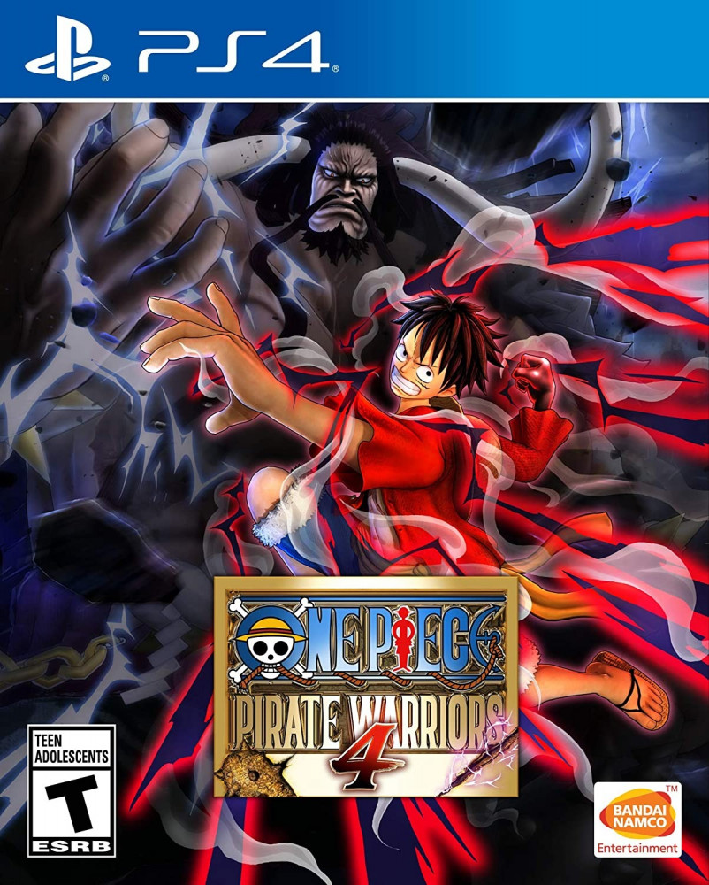 ONE PIECE- PIRATE WARRIORS 4 - PlayStation 4