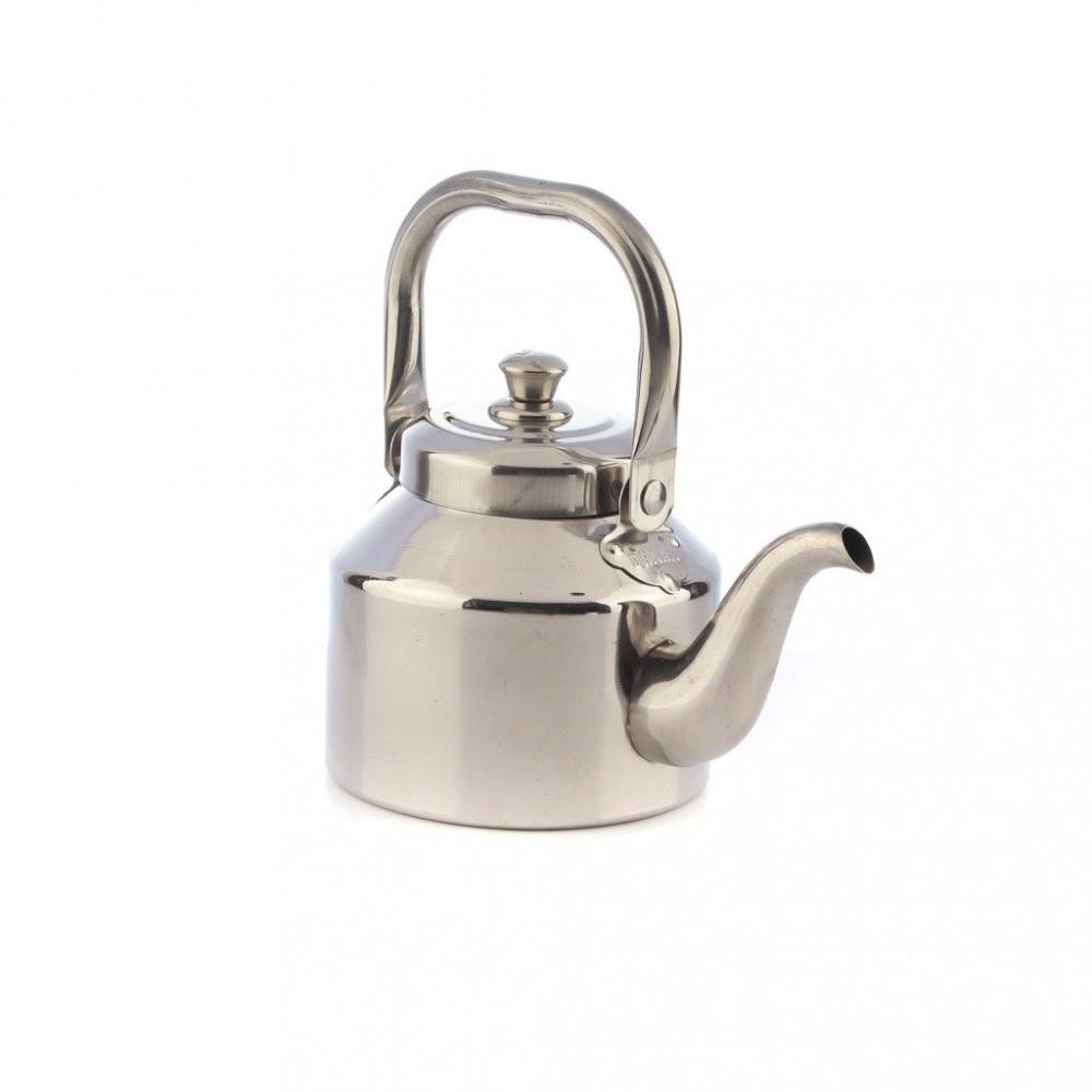 ابريق شاي استيل هندي 2 لتر