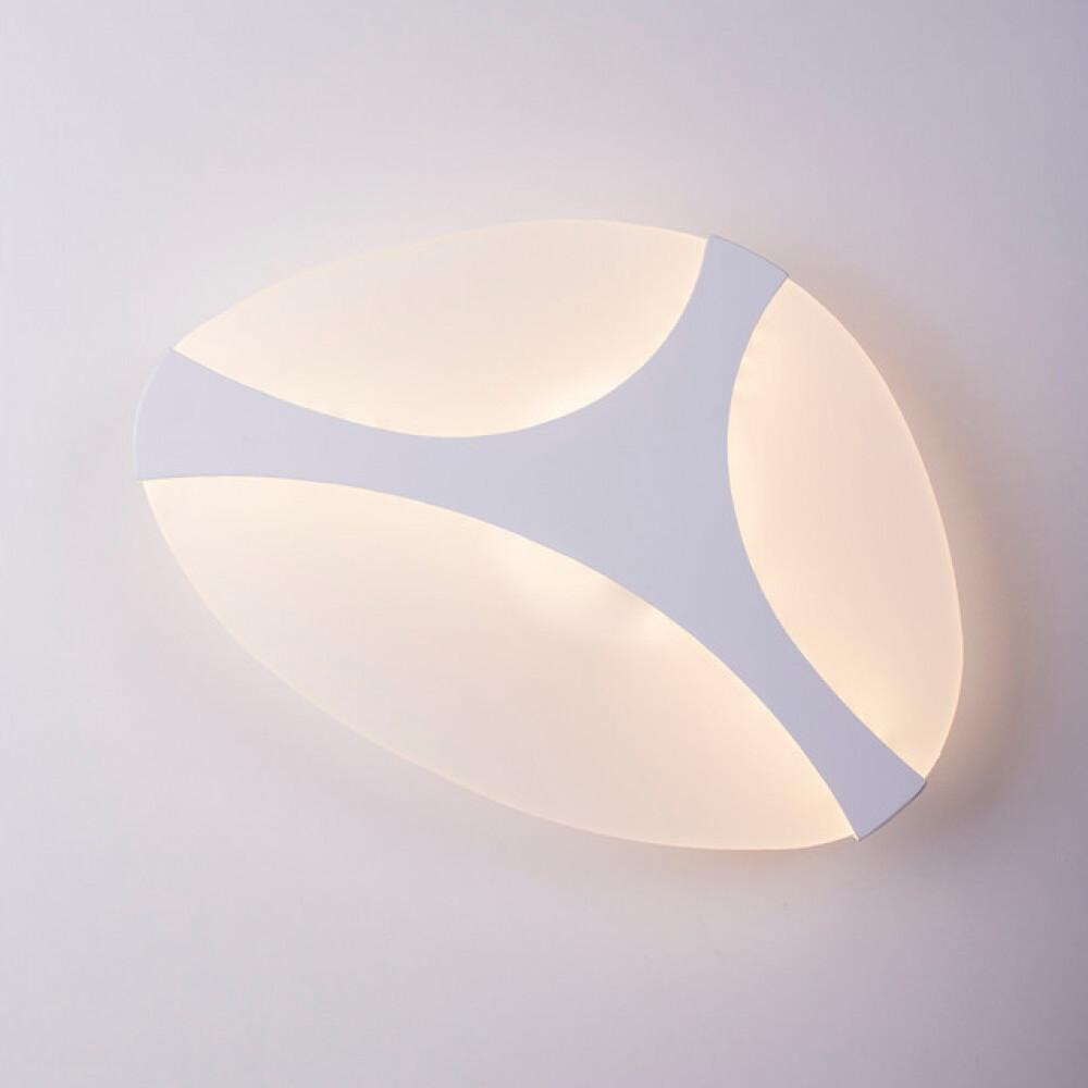 اضاءة ليد بيضاوي اكريلك - فانوس
