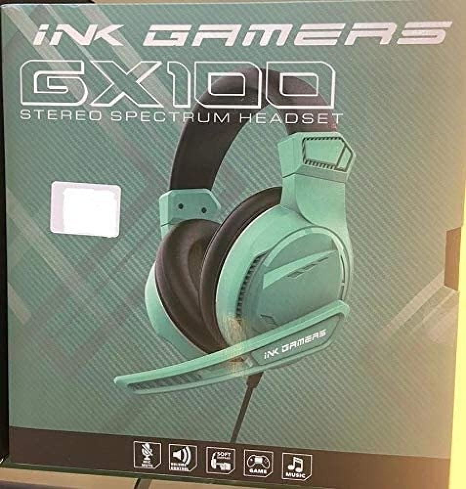 INK-GAMERS-GX100-STEARO SPECTRUM HEADSET