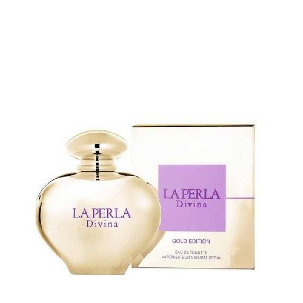 La Perla Divina Gold Edition Eau de Toilette 80ml متجر خبير العطور