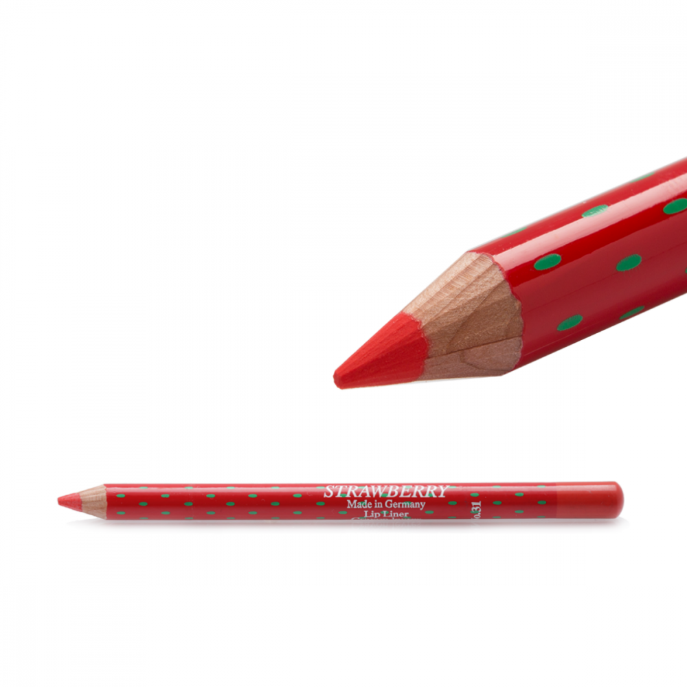 Strawberry  Lip Liner Pencil No-31