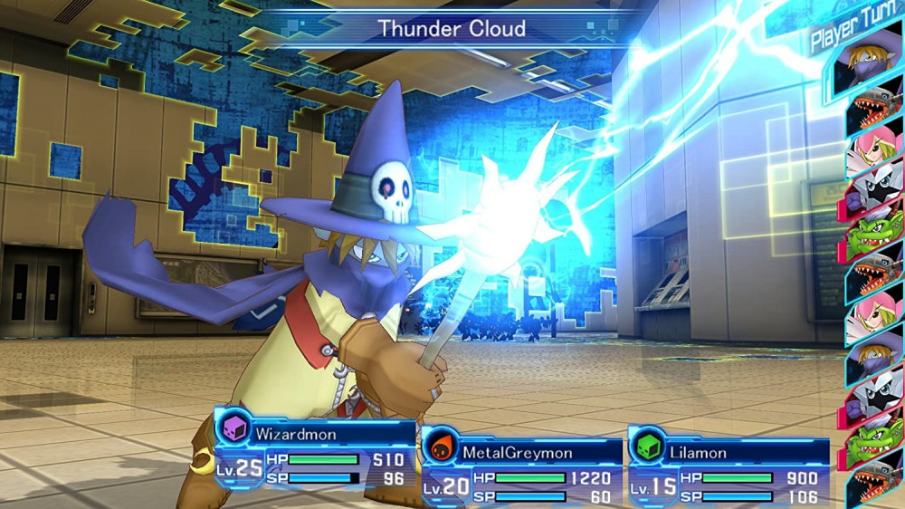 Digimon Story Cyber Sleuth - PlayStation 4