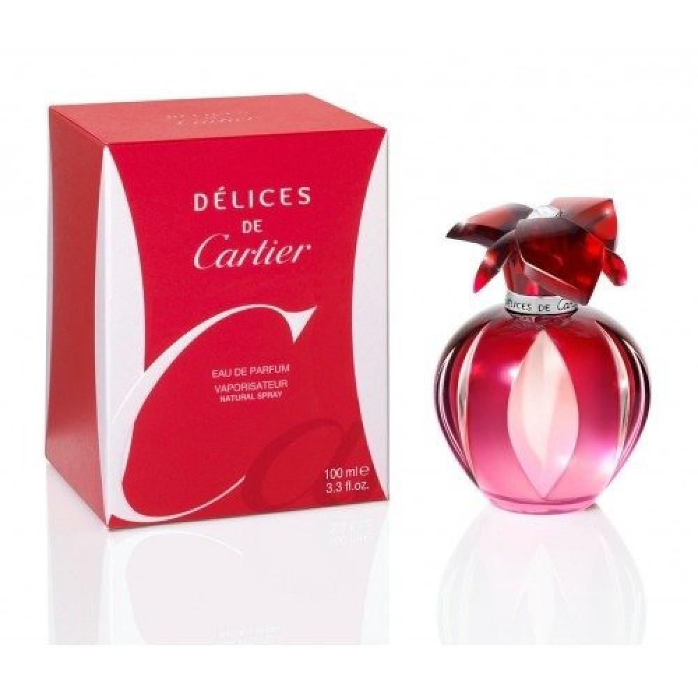 Delices  de Cartier Eau de Parfum 50ml خبير العطور