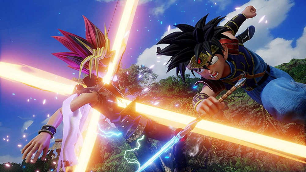 Jump force- Standard Edition - PlayStation 4